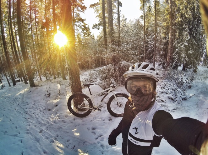 fat bike norway 1